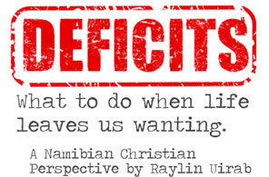 Deficits: When Life Leaves us Wanting